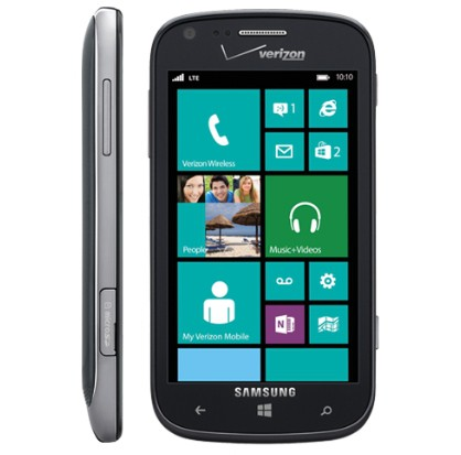 CES 2013: Verizon Wireless и Samsung представили смартфон Ativ Odissey на Windows Phone 8
