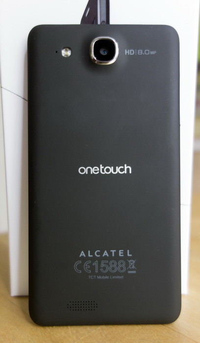 Alcatel One Touch Idol Ultra: бюджетник, изображающий флагмана