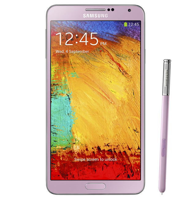IFA 2013: анонс Samsung Galaxy Note 3