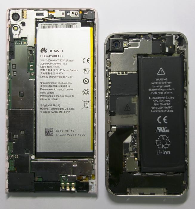 материнскую плату iPhone 4