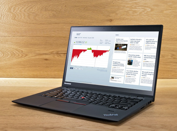 Обзор ноутбука Lenovo ThinkPad X1 Carbon Touch: Бизнес-класс