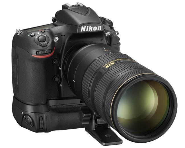 Компания Nikon объявила о выпуске новой полнокадровой зеркальной фотокамеры Nikon D810
