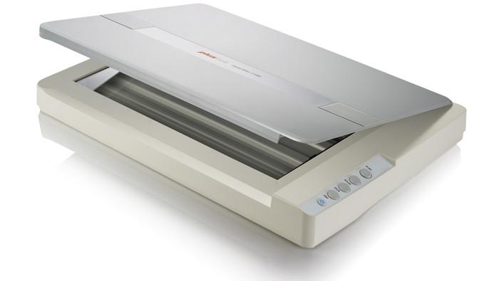 Plustek представила новый недорогой широкоформатный сканер