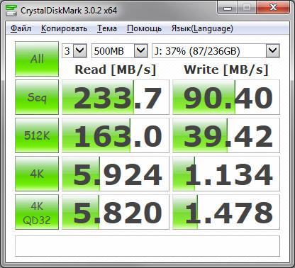 Обзор Seagate Backup Plus Fast: RAID-массив на 4 Тбайт в кармане