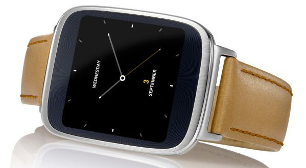 IFA 2014. Умные часы ASUS ZenWatch на платформе Android Wear