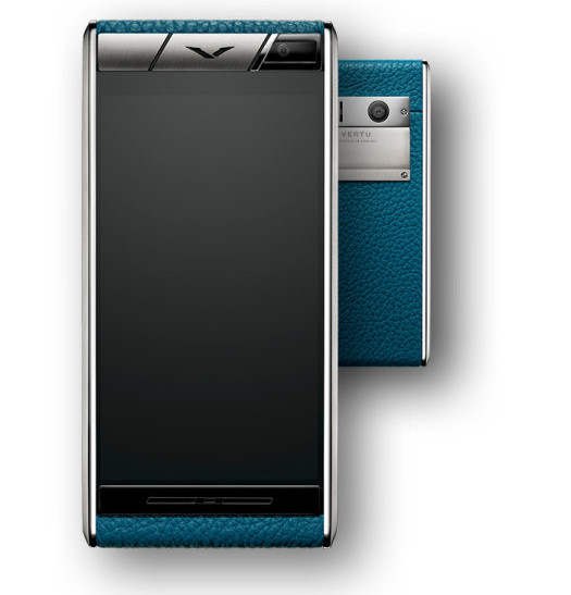 Vertu Aster: Android-смартфон минимум за 6 900 долларов