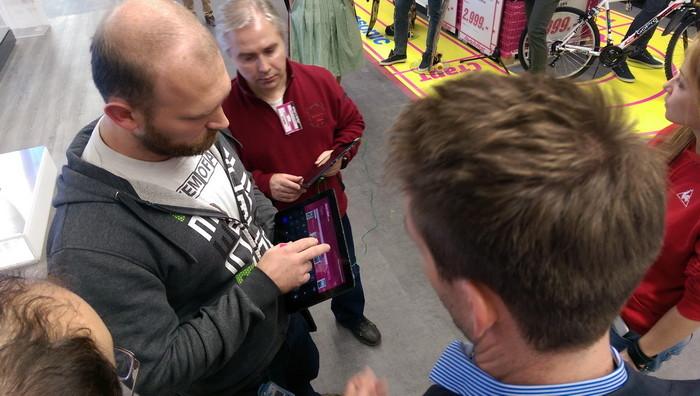 В Москве открывается самый большой в Европе MediaMarkt с цифровой ДНК