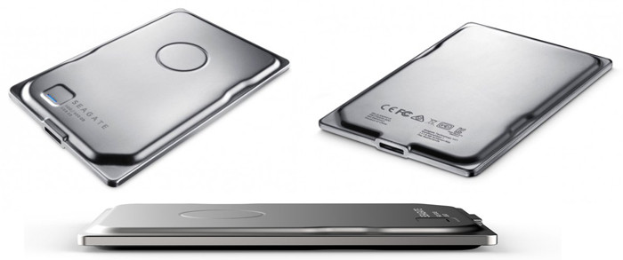 CES 2015. Накопители Seagate Seven, Wireless и Personal Cloud