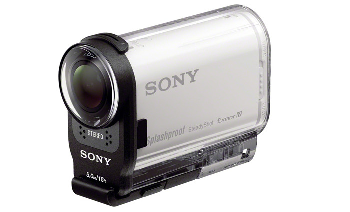 CES 2015. Экстрим-камеры Sony Action Cam HDR-AS200V и FDR-X1000V
