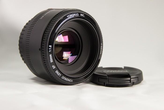 Опыт использования объектива YongNuo YN EF 50 mm F1.8: Что-то новенькое?