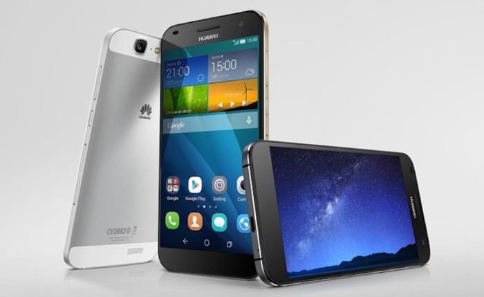 В России начинаются продажи смартфона Huawei G7