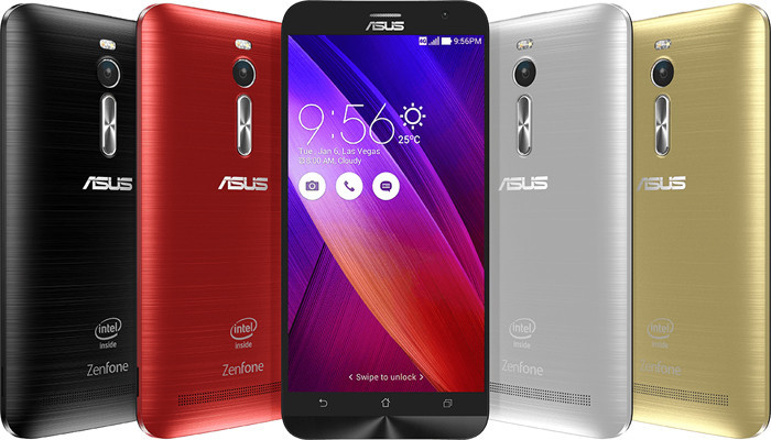 ASUS: планы на ближайшее будущее – смартфоны, ноутбуки и «хромбуки»