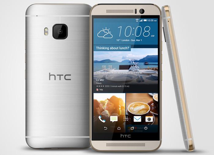 MWC 2015. Представлен флагманский смартфон HTC One M9 с 20-мегапиксельной камерой