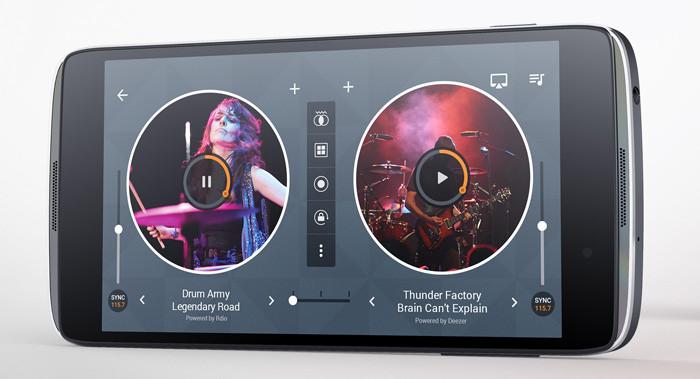 MWC 2015. Alcatel One Touch Idol 3: первые в мире «симметричные» смартфоны