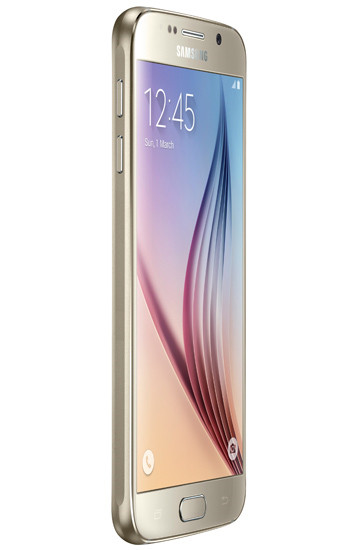 MWC 2015. Представлены смартфоны Samsung Galaxy S6 и Galaxy S6 Edge