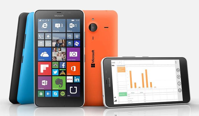 MWC 2015. Microsoft представляет Windows-смартфоны Lumia 640 и 640 XL