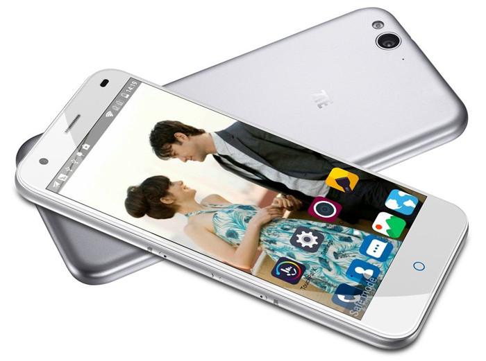 В России начинаются продажи 5-дюймового смартфона ZTE Blade S6