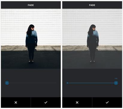 Разработчики Instagram добавили два новых инструмента для редактирования фото