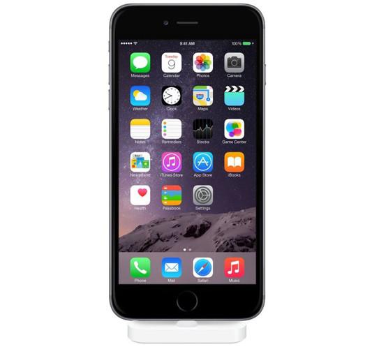 Apple выпустила фирменную док-станцию для iPhone 6 и iPhone 6 Plus