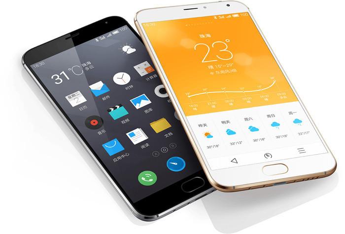 В России стартовал сбор предзаказов на смартфон Meizu MX5