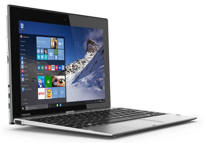 Toshiba представляет Windows-планшеты Encore 10 ценой от 299 долларов
