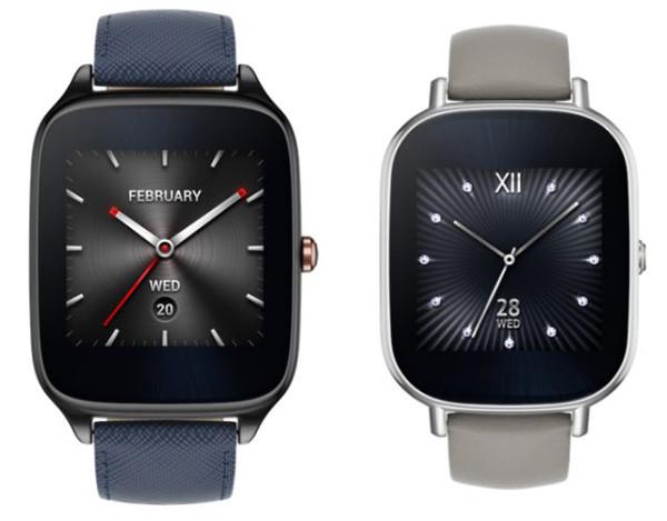 IFA 2015. Повторный анонс умных часов ASUS Zen Watch 2