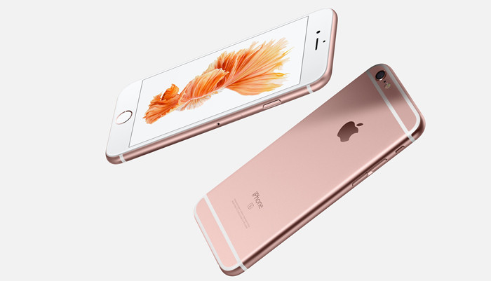 Apple представила iPhone 6s и iPhone 6s Plus