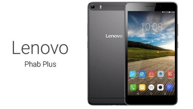 Lenovo Phab Plus появился на российском рынке