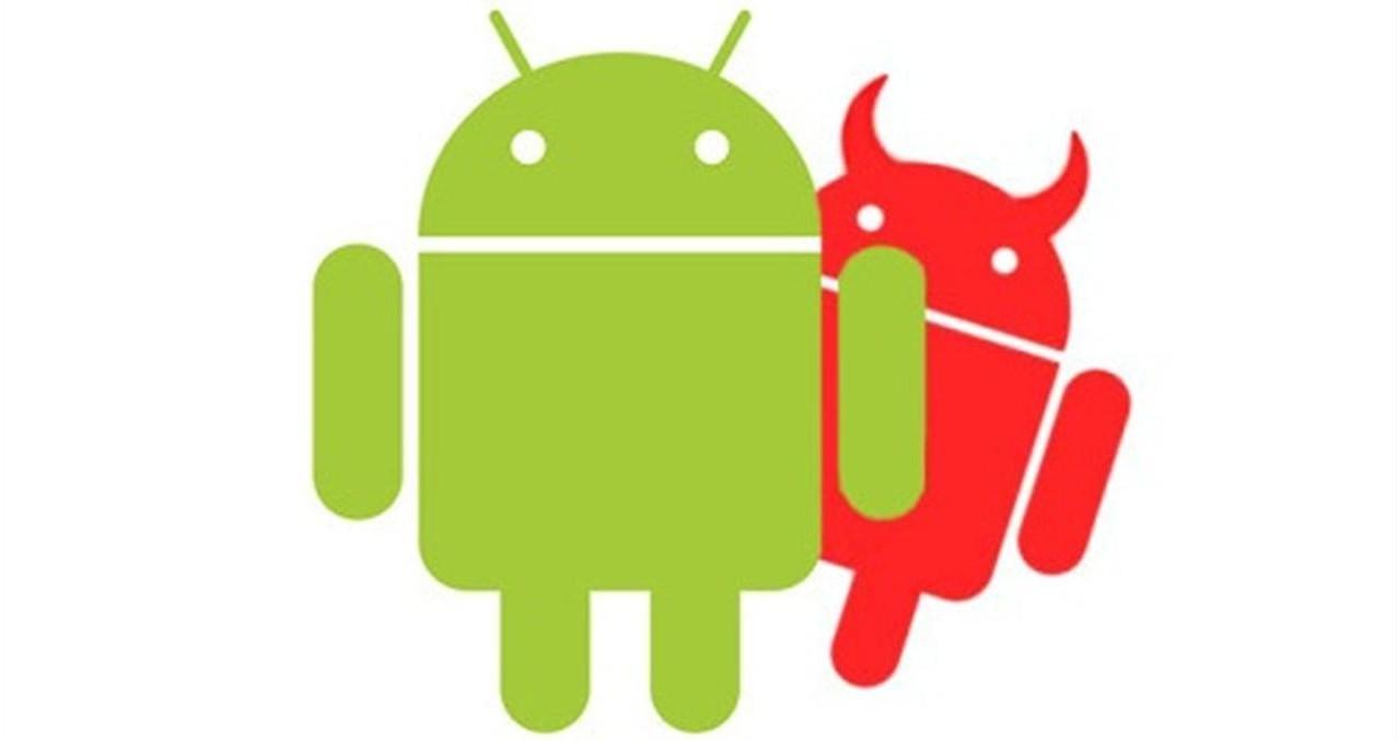 НаОС андроид появился неудаляемый вирус