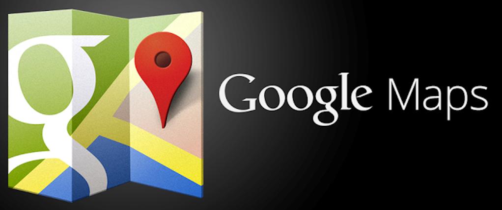 google maps - 1022×429