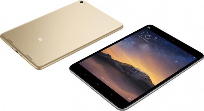 Xiaomi анонсировала планшет MiPad 2