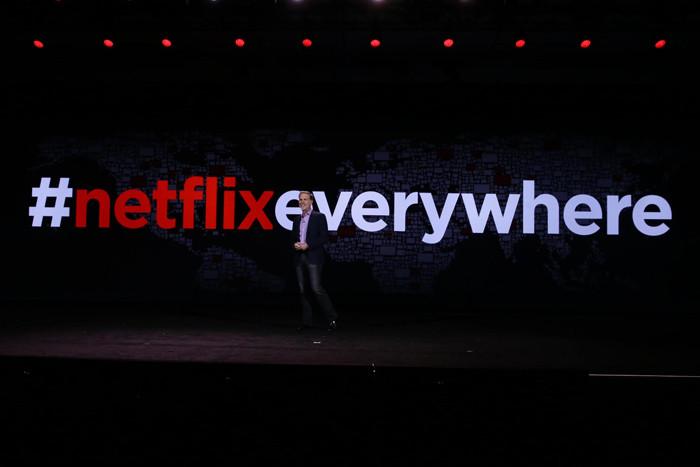 CES 2016. Netflix объявил о мировой экспансии и уже работает в России