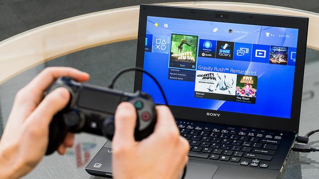 Апдейт для Play Station 4 позволяет стриммить игры на ПК с Windows и OS X