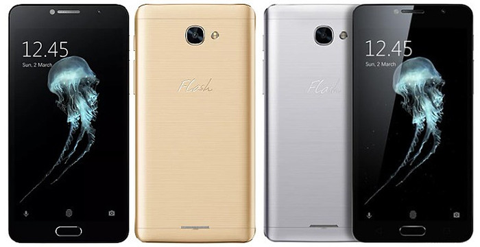 Представлен металлический смартфон Alcatel Flash Plus 2 с батареей на 3 000 мАч