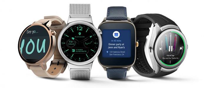 Google I/O 2016. Операционная система для умных часов Android Wear 2.0