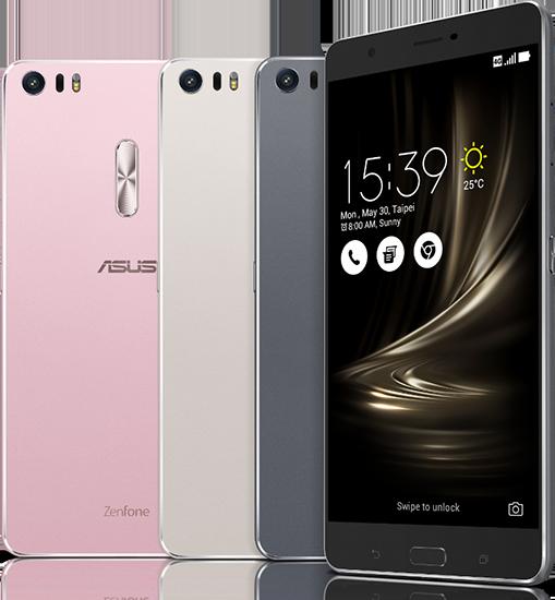 Computex 2016. ASUS Zenfone 3