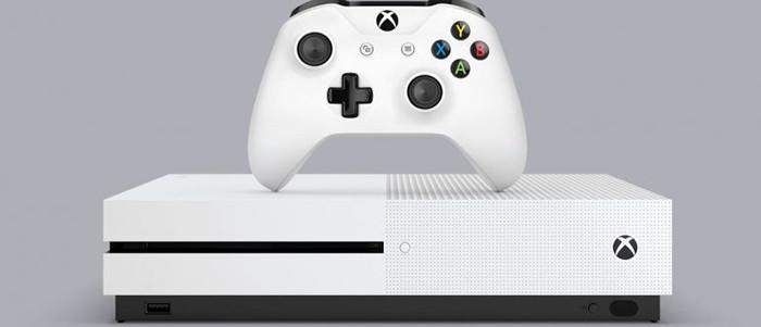 Игровая консоль Xbox One S пользуется «фантастическим спросом»