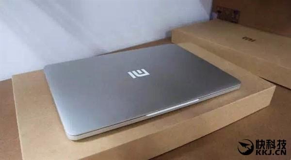Опубликовано первое изображение ноутбука Xiaomi