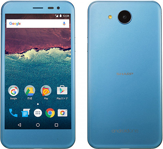 Sharp анонсировала самый продвинутый смартфон на Android One