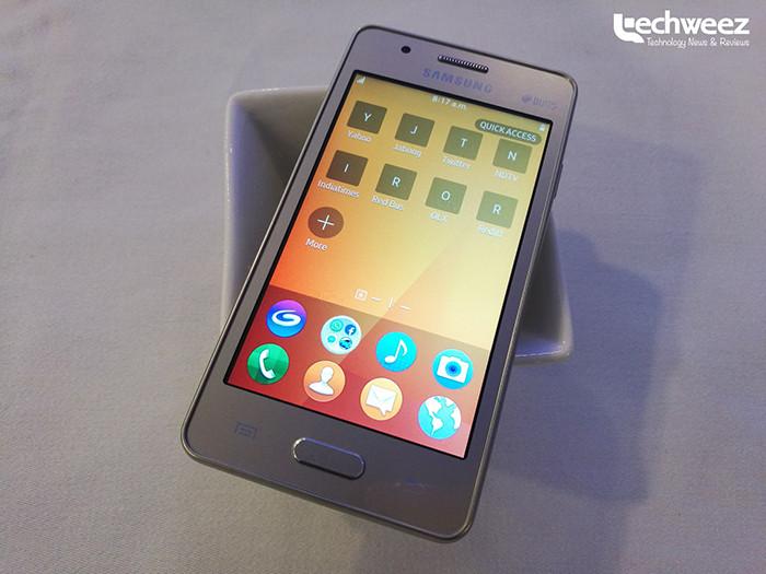 Характеристики бюджетного телефона Самсунг Z2