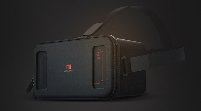 Xiaomi MiVR: доступная виртуальная действительность