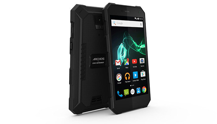 ARCHOS 50 Saphir: очень прочный смартфон