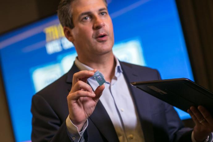 Intel представил обновленный тип процессоров сизраильскими мультимедийными разработками