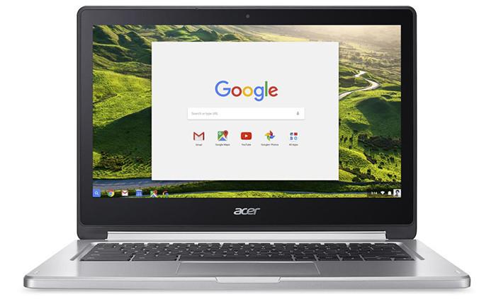 Acer представил новый хромбук R13