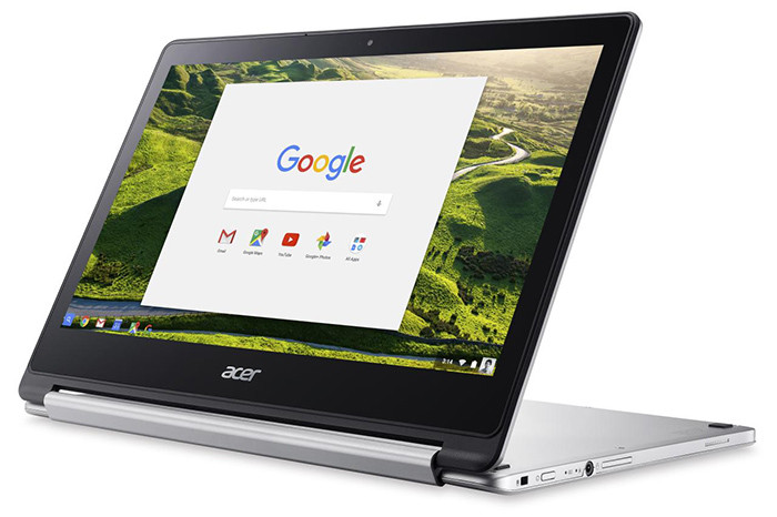 Acer Chromebook R13 пополнил ряды трансформеров наChromeOS