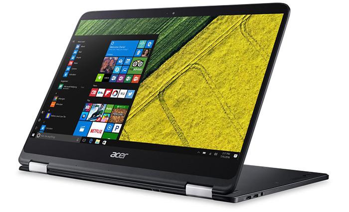 Acer Swift 7: 1-ый ноутбук тоньше сантиметра