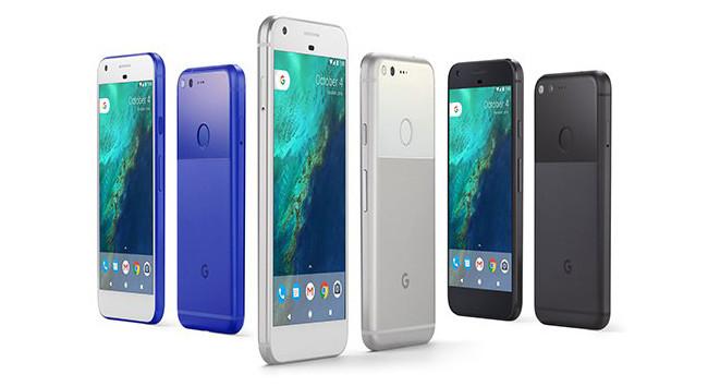 Google представляет смартфоны G Pixel Phone XL и G Pixel Phone