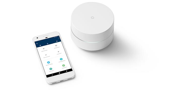 Google представила роутер Google WiFi ителеприставку Chromecast Ultra