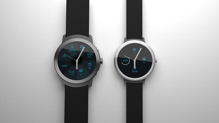 Слух в первом квартале 2017 года Google выпустит свои смарт-часы