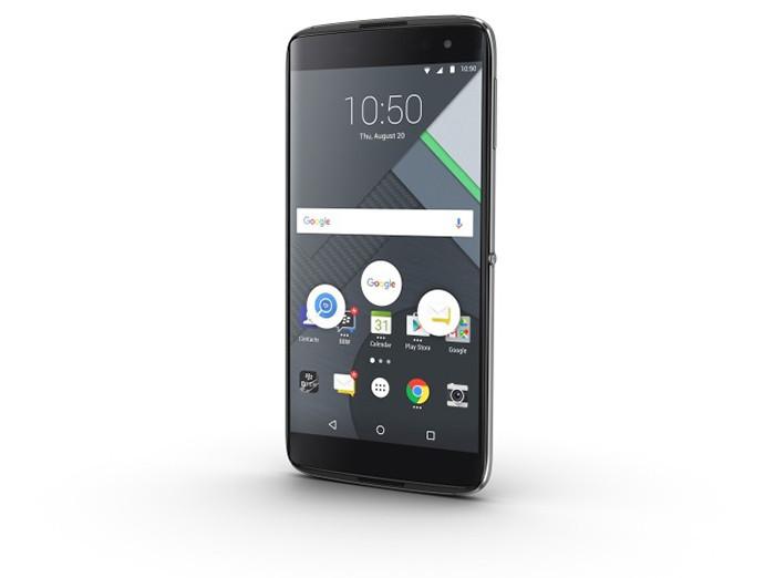 BlackBerry представила новый смартфон под управлением андроид